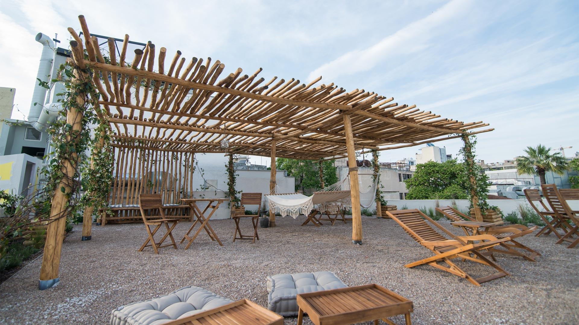 Ederlezi's roofgarden