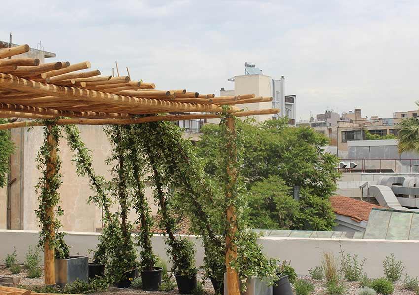 Roof Garden Athens Ederlezi Boutique Hotel Ederleziliving Com