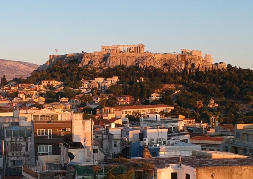 Athens hotels near Acropolis
