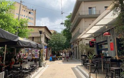 Hotels in Athens City Center