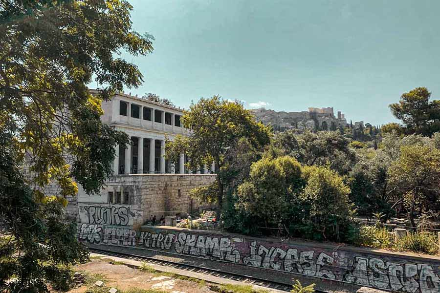 Athens Historical Sites